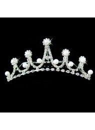 bruids-kroon bruids-haaraccessoires bruids haar parel diamant tranen