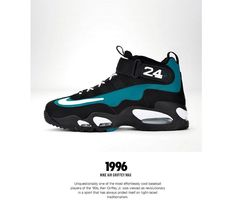 The Genealogy of Nike Training - Page 5 of 6 - SneakerNews.com Air Max Sneakers, Sneakers Nike, Ken Griffey, Genealogy, Nike Air Max, Trainers, Footwear, Ads, Design