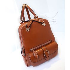 2014 new authentic backpack female Korean tidal Institute wind bags small fresh PU leather bag backpack