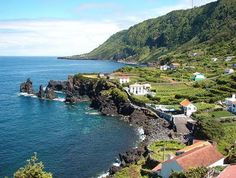 Sao Jorge, Azores - the beautiful island where my mother was born.
