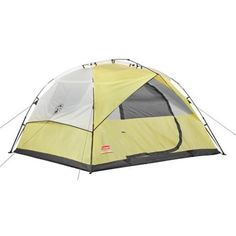 Coleman Double Hub Instant Dome Tent  sc 1 st  Pinterest & Delmar Lightweight easy to set up and comfortable the Delmar ...