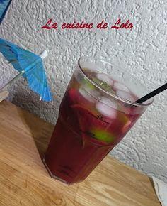 La cuisine de Lolo: Mojito fraise