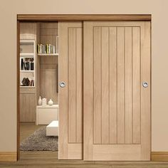 Find this Pin and more on Walk in Wardrobe by roschadwick. & Knebworth Handless Wardrobe Doors doors-sincerely.co.uk | bedroom ...