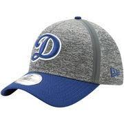 MLBShop.com - MLBShop.com Youth Los Angeles Dodgers New Era Heathered Gray/Royal Clubhouse 39THIRTY Flex Hat - AdoreWe.com