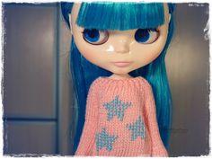https://flic.kr/p/YyyXrk   Little star ⭐⭐⭐    #blythe #blythedoll #clothesforblythe #mpdollworld #doll #blythestagram #instablythe #instadoll #handmade #dollclothes #blytheclothes #blythesweater #blythejumper #knittedsweater #knittedjumper