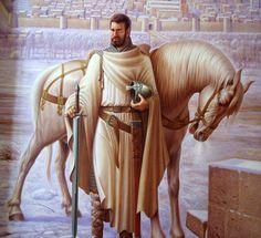 El Cid Campeador, Rodrigo Díaz de Vivar (Vivar, Burgos, 1043 - Valencia, 10/06/1099) http://revistadehistoria.es/el-cid-campeador/