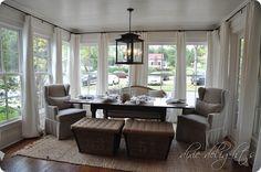 Like windows for sunroom/dining room addition