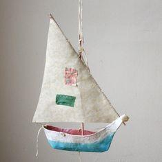 DIY Paper Boat