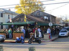 Photos of Davis Pub Annapolis, MD. BBQ sandwhich,