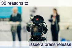 30 reasons to issue press release during your Public Relations campaign. Business Storytelling, Event Organiser, Marketing Communications, Photography Classes, Press Release, Public Relations, Content Marketing, Good News, How Are You Feeling
