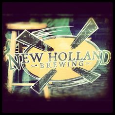 New Holland Brewing. Heard of New Holland Brewing Company but didn't know it began right here in Holland, MI? Stop in to try one of their famous brews.