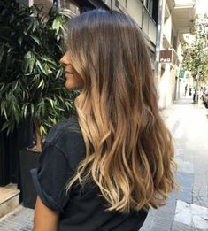 Natural blend of highlights by Ana Lérida
