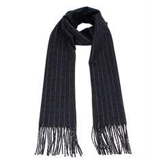 New BRIONI Black Oriental Floral 100/% Silk Scarf Shawl Wrap Headscarf