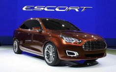 Launched As A Chinese Market Concept Car At The 2013 Shanghai Motor Show New Ford Escort May Seek Its Buyers In Europe Too