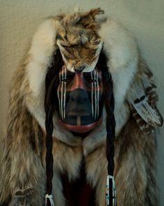 Cheyenne Dog soldier - photo by Don Libby #GeorgeTupak
