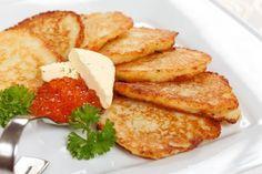 Clatite de cartofi | Jurnal de reţete