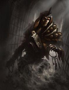 Undead Jailer by ikametreveli on DeviantArt