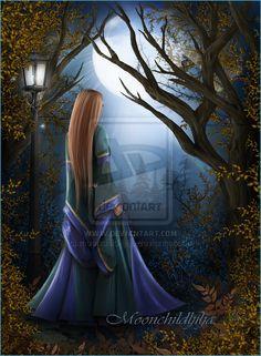 Night dream by moonchild-ljilja.deviantart.com on @deviantART