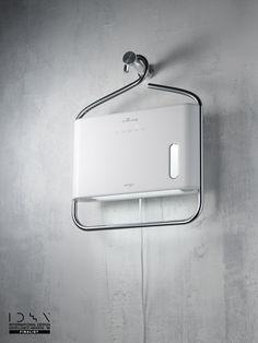 C-hanger by Dae-hoo Kim, via Behance. A dehumidifier for the closet.