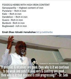 Food rich in Iron. #holisticnutritionrecipes