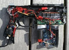 Duino tagger- General introduction Duino tag is a laser tag system based around the arduino. Finally a laser tag system that can be tweaked modded and hacked until...