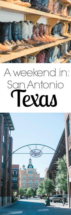 A Weekend Away in San Antonio, Texas | Culture, Food & Unique Experiences