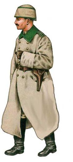 униформа турецкой армии 1914-1918 гг.