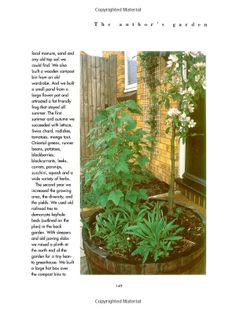 Amazon.co.jp: The Edible Container Garden: Growing Fresh Food in Small Spaces: Michael Guerra, Gaia books: 洋書
