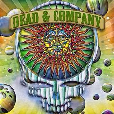 Can't wait til july! Grateful Dead Poster, Dead And Company, Psychedelic Music, Live Your Truth, Music Stuff, Music Items, Forever Grateful, Rockn Roll, Concert Posters