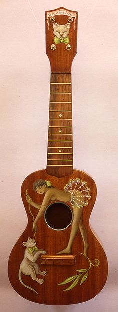"""DREAMGIRLS & UKES"""" featuring Amy Crehore"""