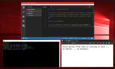 See The New Features in Windows 10 Bash/WSL and Windows Console http://www.2020techblog.com/2017/04/see-new-features-in-windows-10-bashwsl.html  #windows #windows10creatorsupdate #technews