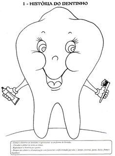Atividade sobre higiene: A história do dentinho para montar livrinho com a turma! O livro do dentinho - ESPAÇO EDUCAR Wuhan, Three Little Pigs Story, Best Oral, Learning Activities, Diy Art, Teeth, Kindergarten, Snoopy, Fictional Characters