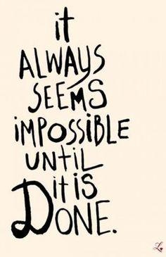 unpossible?