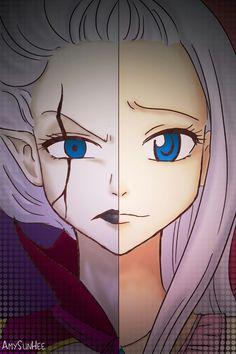Mirajane.... démon ou ange ??