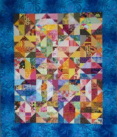 Pie In The Sky Quilts | Out of Your Stash Close Up