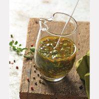 Balsamic Chimichurri Sauce by @mytexaslife