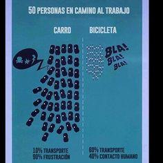 automoviles vs #bicicletas en #transitourbano  Del IG del deportista y ciclista @jrsaria2 #ciclismo #ciclistaurbano #bicicleta #bici #bicycle #cycling #mtb #btt #ciclismourbano by bicihumor