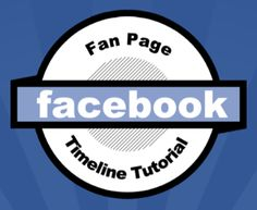 Infographic tutorial for timeline Facebook Fan Page, Facebook Timeline, Business Marketing, Social Media Marketing, Business Invitation, Digital Media, Infographics, Cyber, 30th