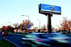 Digital Network / Réseau Digital - Yoplait #DigitalAdvertising #OutdoorAdvertising #AffichageExterieur #AstralOutOfHome #AstralAffichage #Publicite #Ads #Billboard #PanneauAffichage