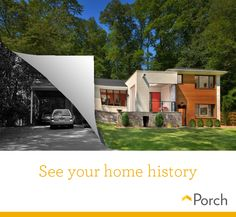 Want to see the complete history of your house? Click through to download your free home history report.