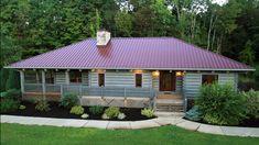Log Home Design Plan and Kits for Timberline