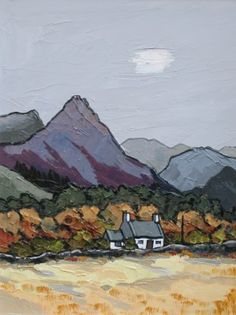 Kyffin williams welsh art ffin y parc gallery welsh for Modern house john welsh