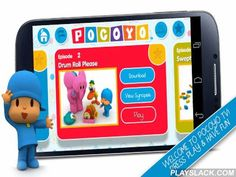 Pocoyo TV - Free  Android App - playslack.com ,  Do you like the movies for babies or cartoon series?If you are looking for funny videos for kids in order to enjoy them anywhere and at any time of the day, download right now the app Pocoyo TV for Android OS (available for smartphones and tablets). With the app Pocoyo TV you will be able to enjoy with family and when you want of a wide number of chapters of your favorite cartoons. This application lets you access a catalog of more than 50…