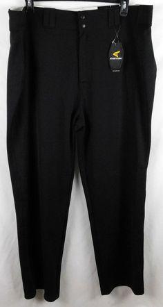 NWT Easton Adult Rival Baseball-Softball  Athletic Pants  Men's XXL  (#331) #Easton