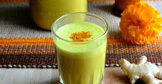 Golden Turmeric Milk is an ancient Ayurvedic elixir for calming inflammation, as well as 7000 other scientifically proven uses. Fresh Tumeric Recipes, Rutabaga Recipes, Watercress Recipes, Saffron Recipes, Qinuoa Recipes, Jucing Recipes, Milk Recipes, Vegan Recipes, Paleo Vegan