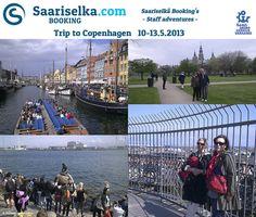 Trip to Copenhagen 10-13 May 2013   Saariselka.com #saariselka #saariselkabooking #staffadventure #saariselankeskusvaraamo