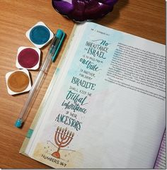 My Weekly Bible Journaling #13 | Paulette's Papers