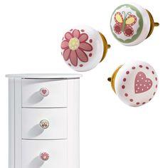 Die Kommode oder den Schrank im Kinderzimmer verschönern.  #gingar #love