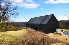 De Leon & Primmer Architecture Workshop · Wild Turkey Bourbon Visitor Center