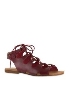 Bella-Vita Bordeaux Oriana Sandals